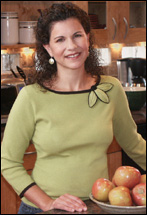 Elizabeth Yarnell, CNC Author of Glorious-One Pot Meals