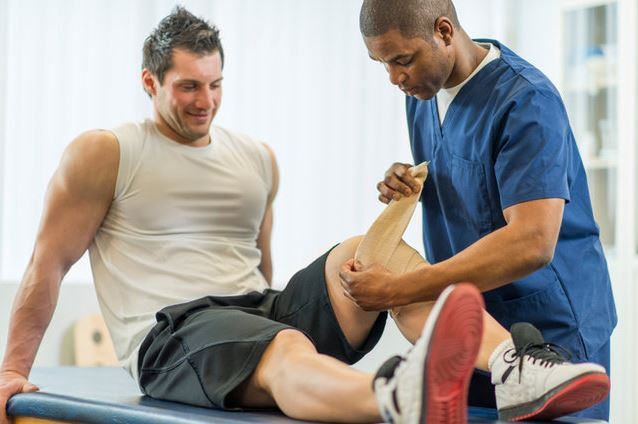 Sports Health: How Athletes Can Work Through Their Injuries