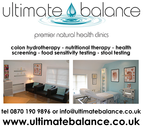 Ultimate Balance - natural health clinic image