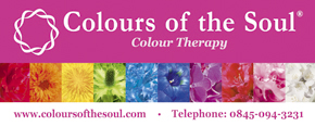 Colours of the Soul Colour Therapy Training image