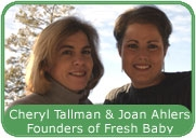 Cheryl Tallman and Joan Ahlers