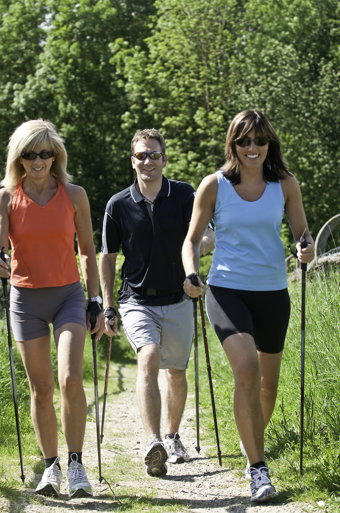 Mervyn S Foster INWA Nordic Walking Instructor