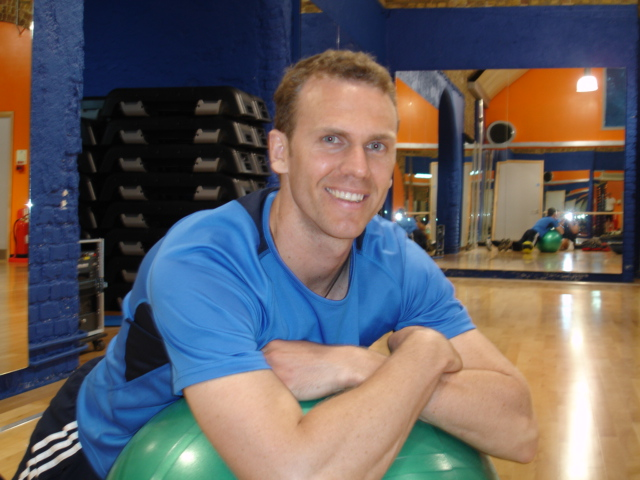 Craig Burton BSc (Sports Science) NASM PES